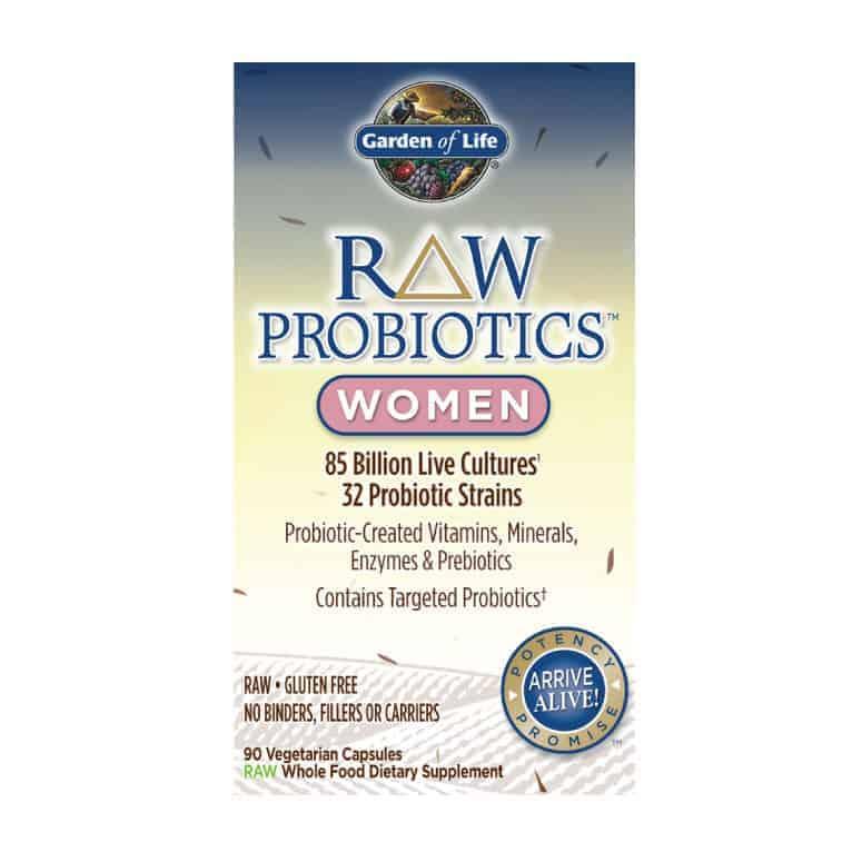 Garden of Life's Raw Probiotics