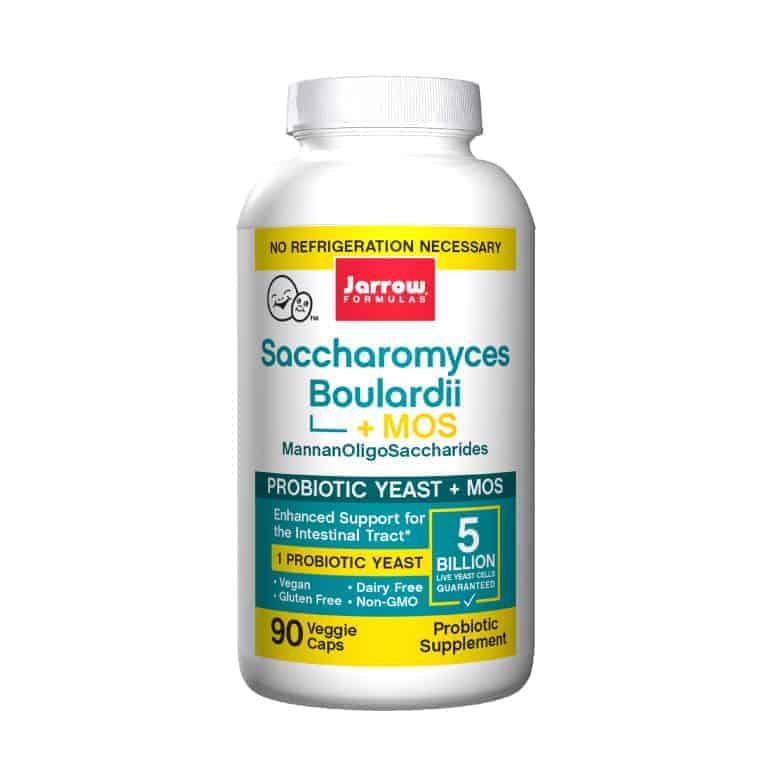Jarrow Formula Saccharomyces Boulardii & MOS