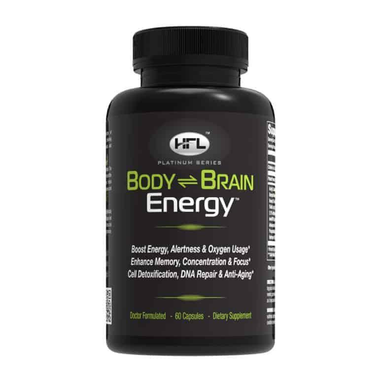 Body-Brain Energy