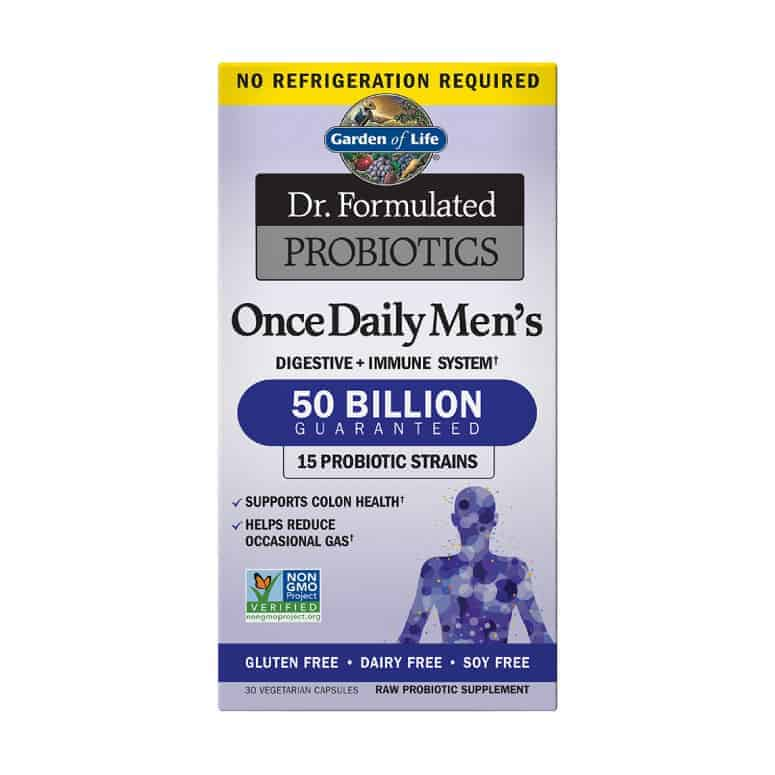 Garden of Life Dr. Formulated Once Daily Men's