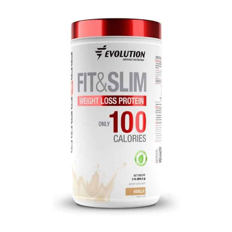 Evolution Advance Nutrition Fit & Slim Weight Loss Protein