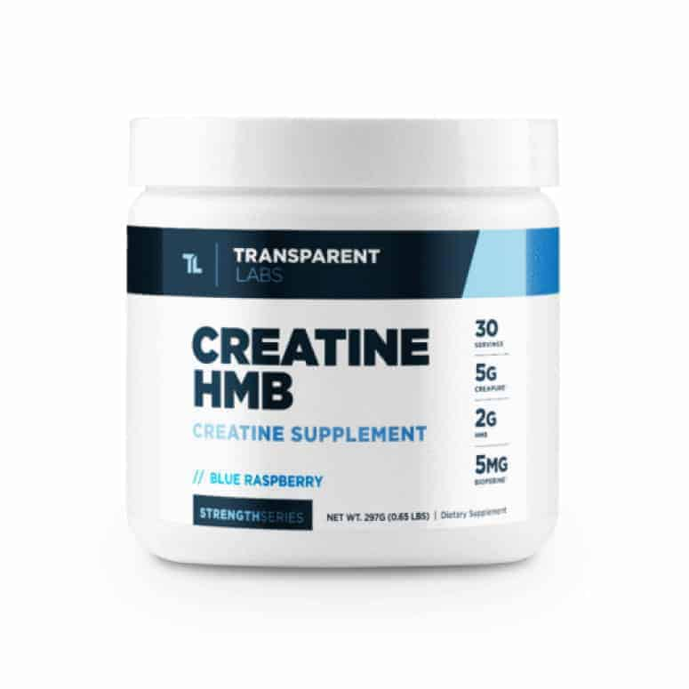 Transparent Labs Creatine HMB