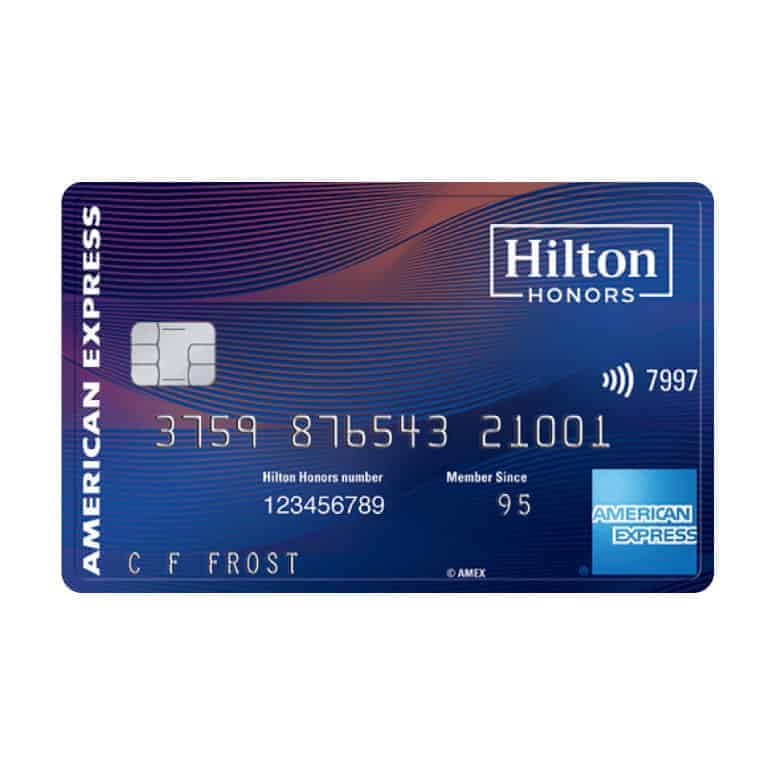 Hilton Honors Aspire Credit Card from American Express
