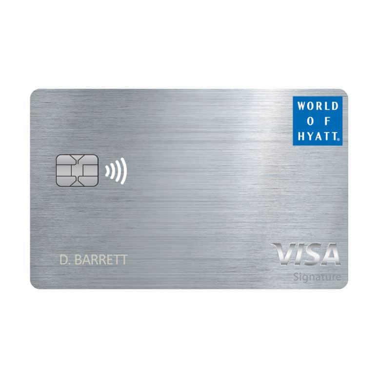 World of Hyatt Card from Chase