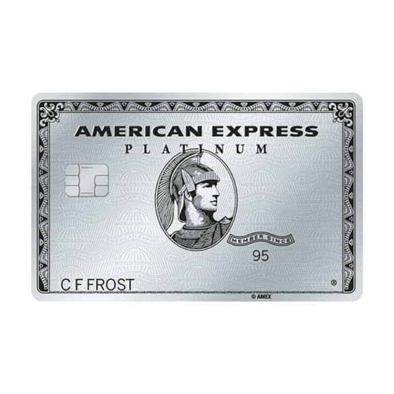The American Express Platinum Card
