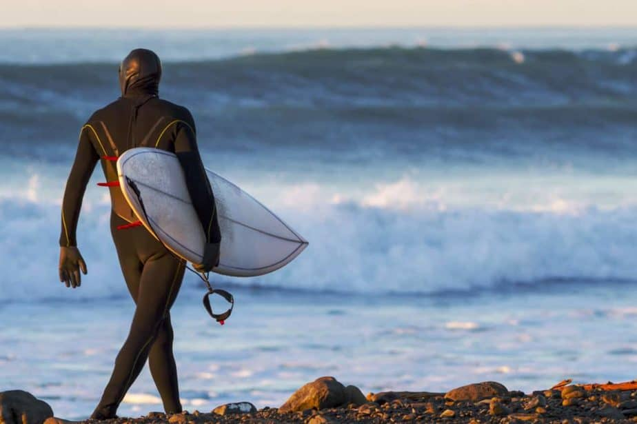 20 Great Places to Surf in Winter
