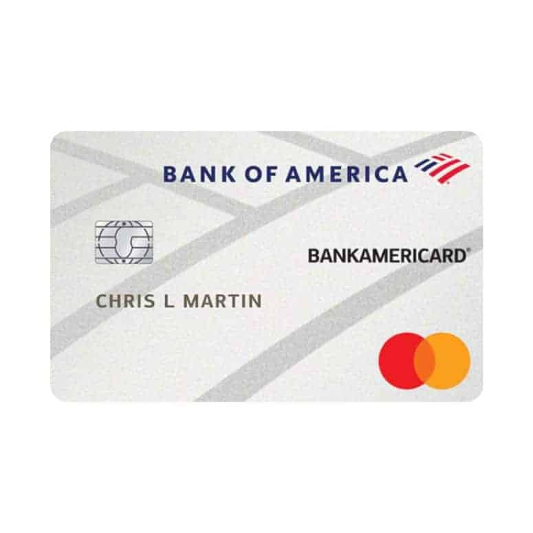 BankAmericard Credit Card for Students