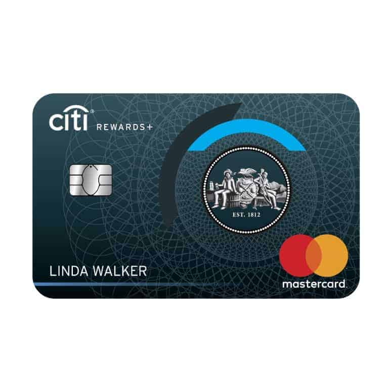 Citi Rewards+ Student Card