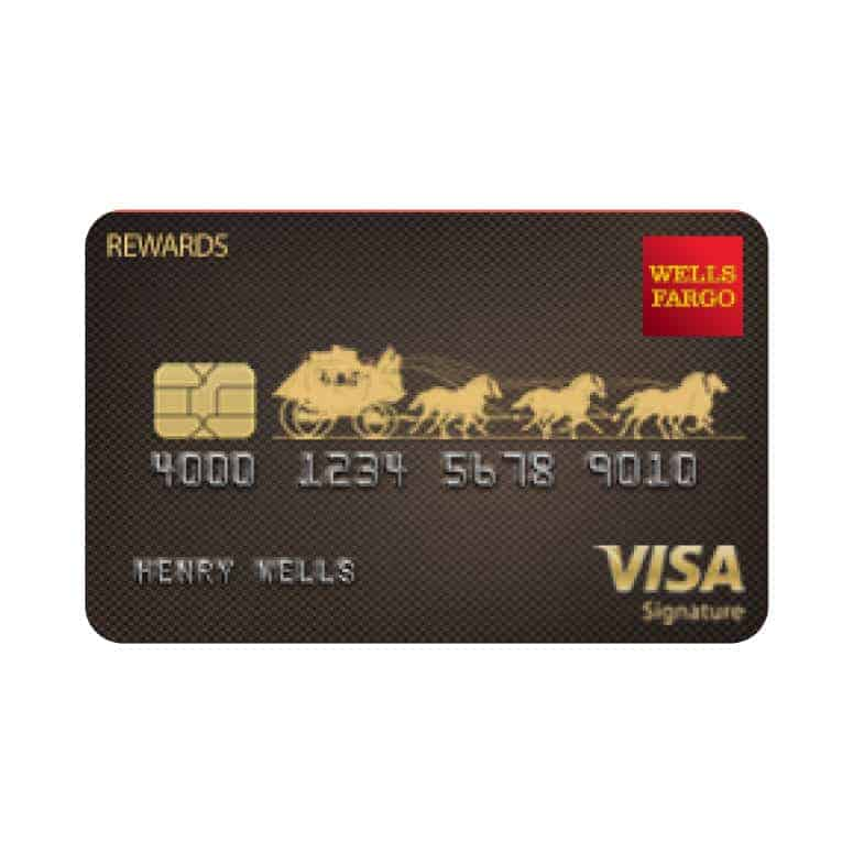 Wells Fargo Visa Signature Card