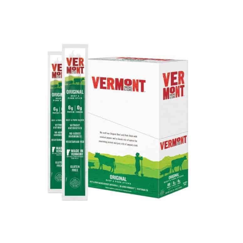 Vermont Original Beef & Pork Sticks