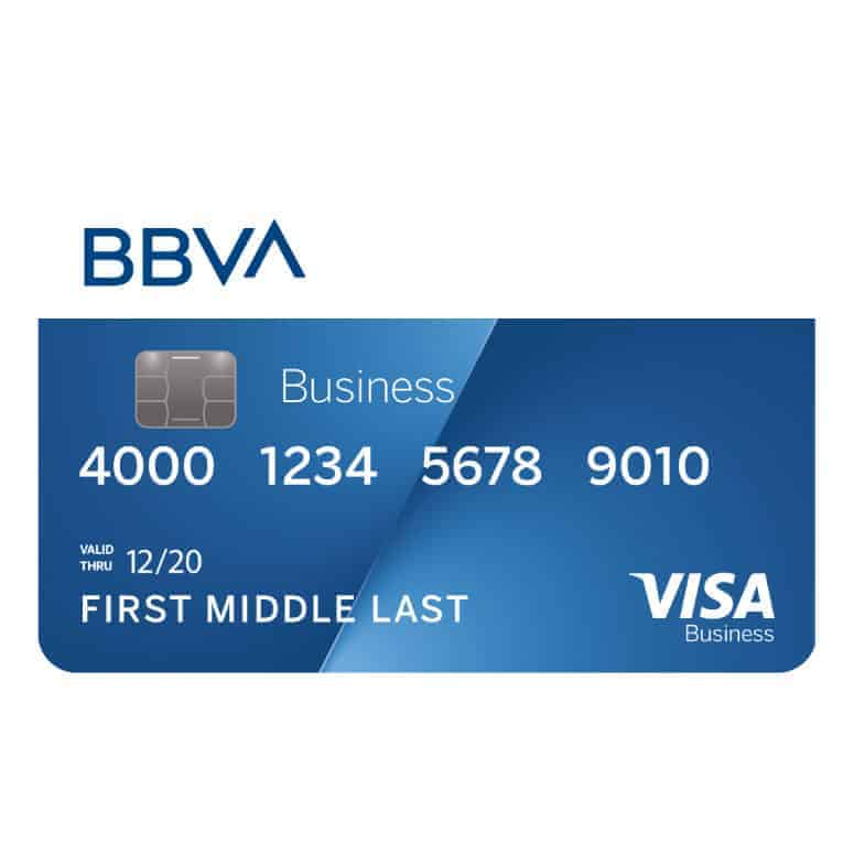 BBVA Compass Business Secured Credit Card