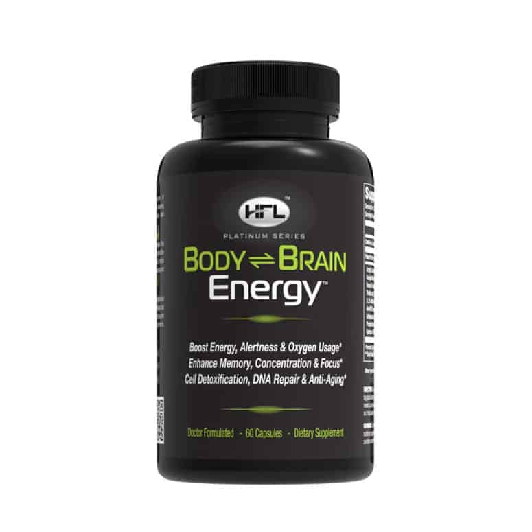 Body-Brain Energy