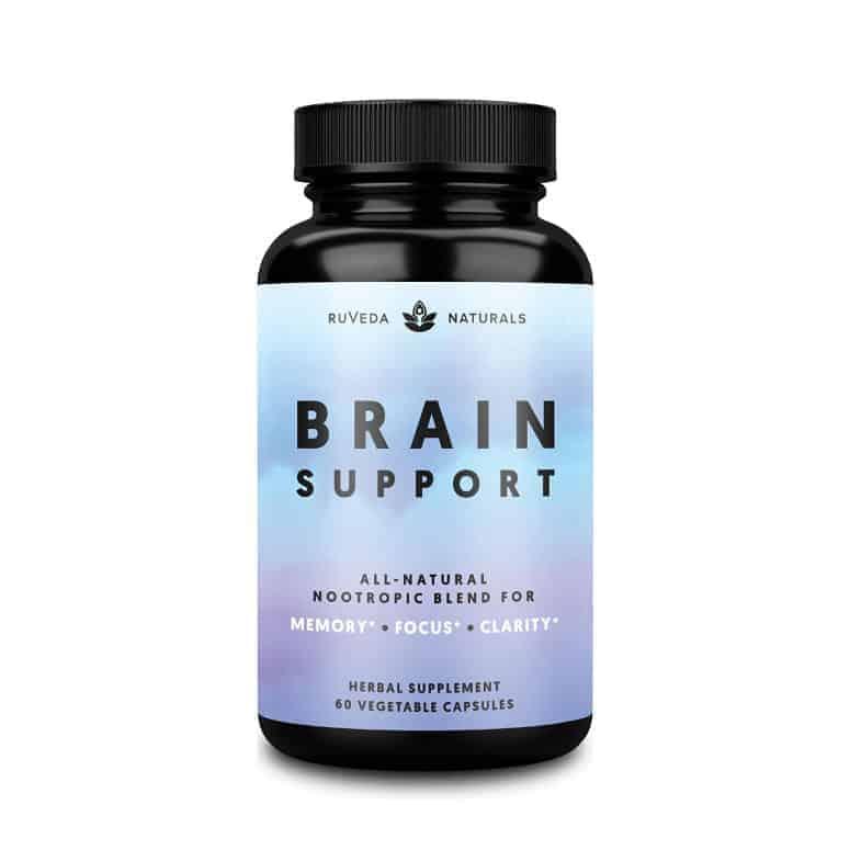 RuVeda Naturals - Brain Support