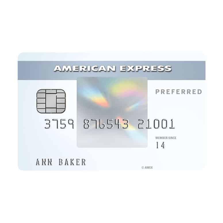 Amex EveryDay Preferred Credit Card