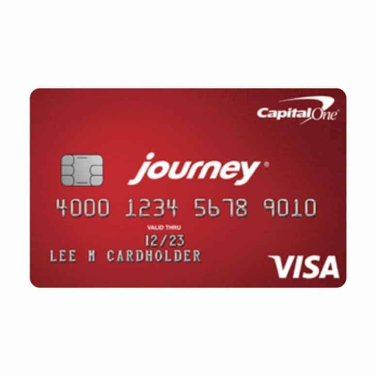 Journey Student Rewards Credit Card