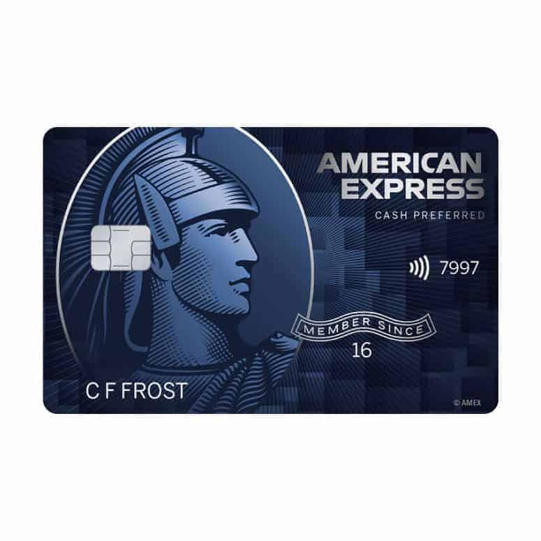 Blue Cash Preferred American Express Card