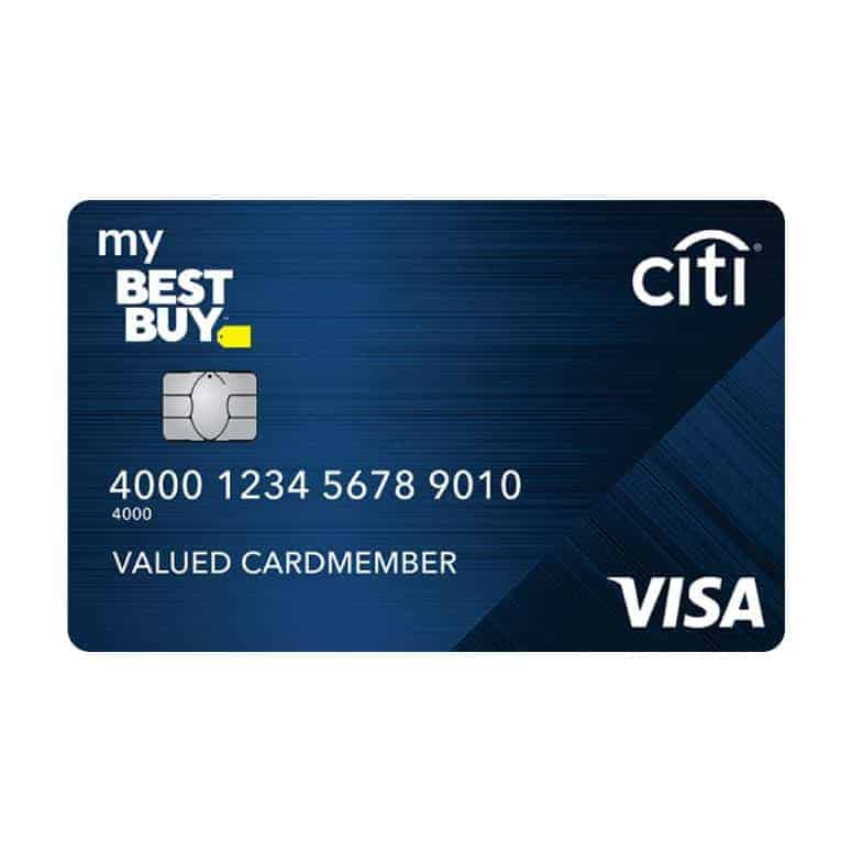 My Best Buy Visa from Citi Bank