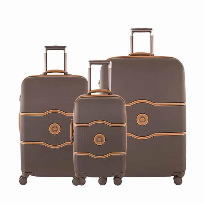 Delsey Paris Luggage Chatelet 3 Piece Set