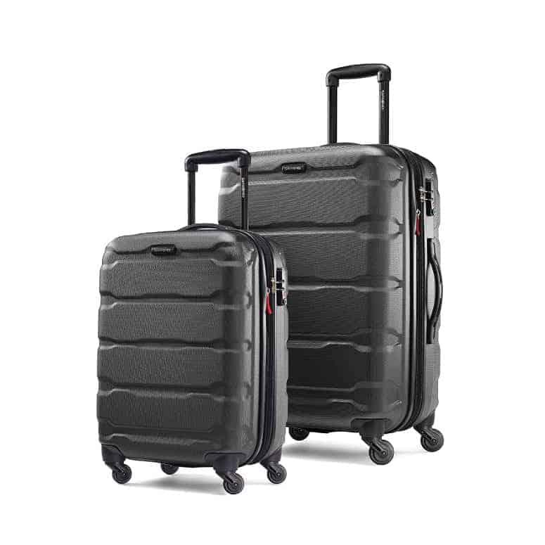 Samsonite Omni Expandable Hardside Luggage – 2 Piece