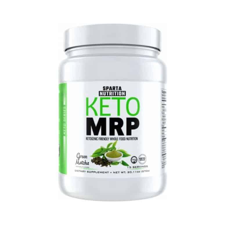Sparta Nutrition Keto MRP