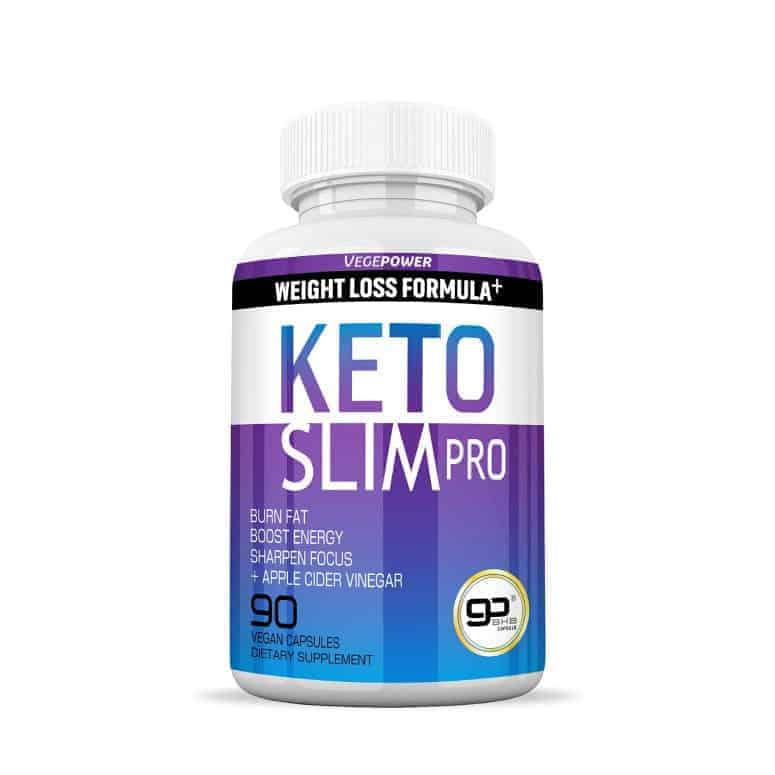 VegePower Keto Slim Pro