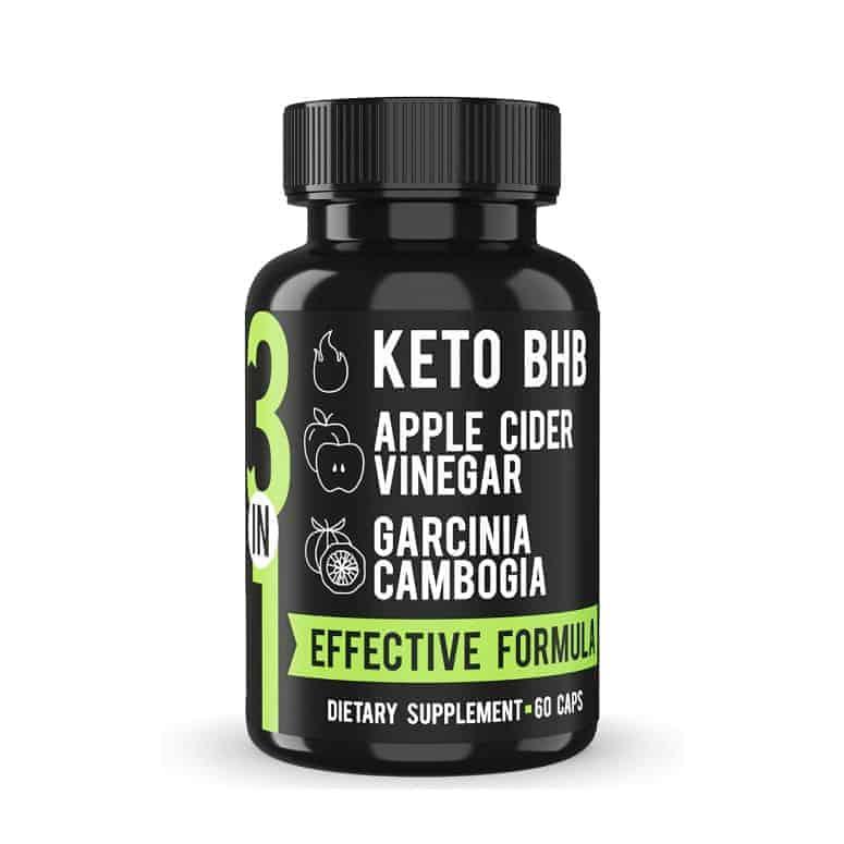 Crioxen 3 in 1 Keto BHB