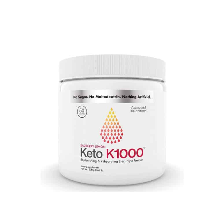 Adapted Nutrition Keto K 1000