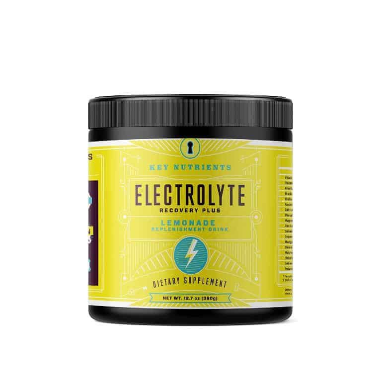 Key Nutrients Electrolyte Recovery Plus