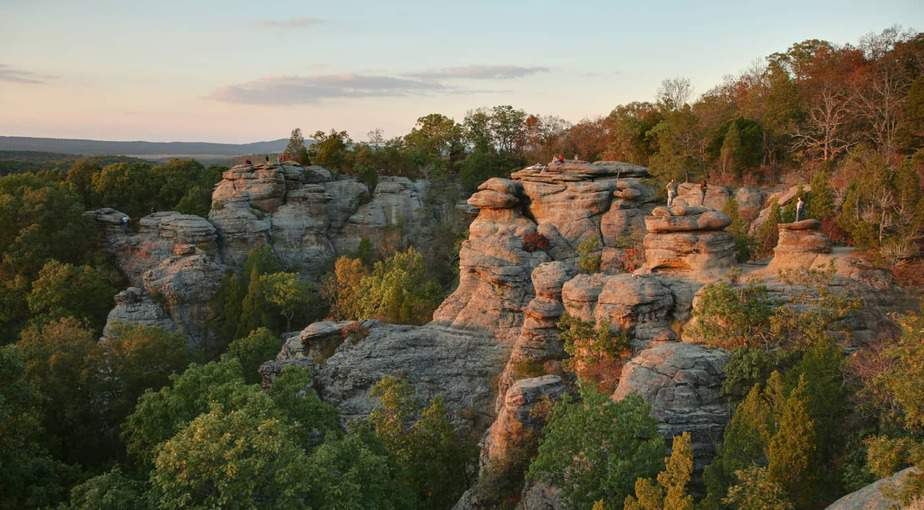 Shawnee National Forest, IL
