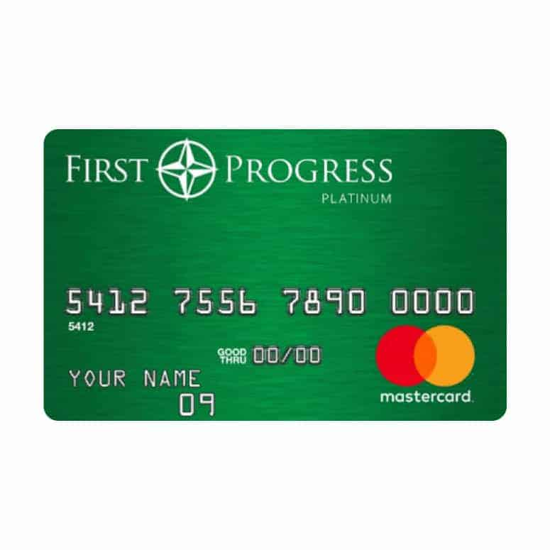 First Progress Platinum Elite Mastercard