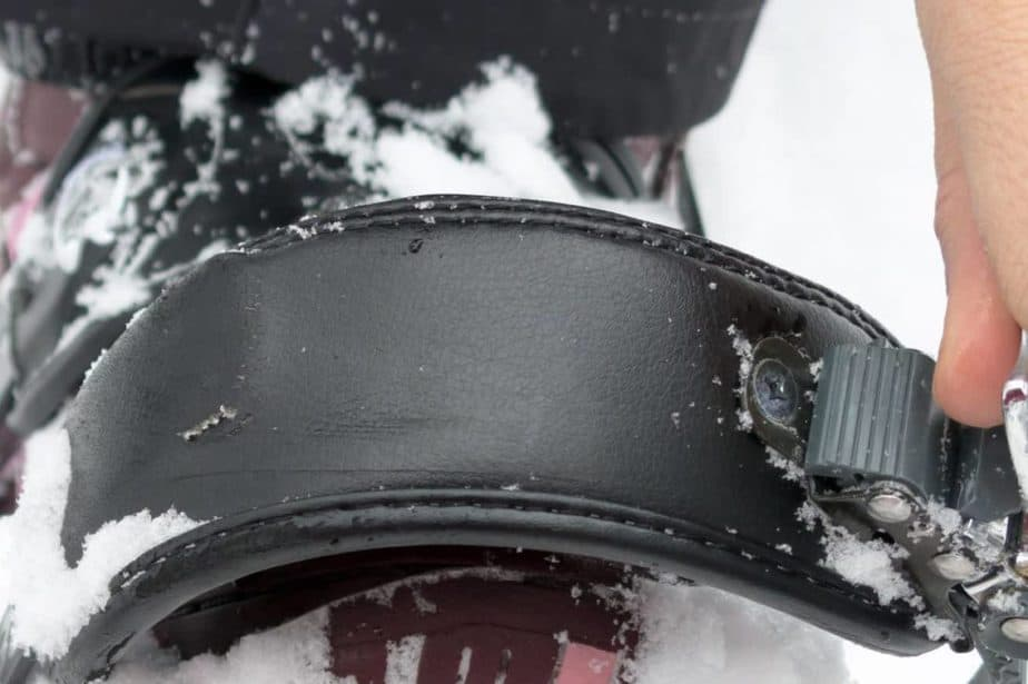 How to adjust snowboard bindings
