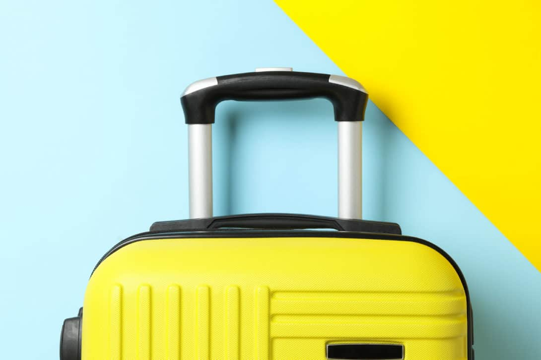 How to Fix Luggage Handle