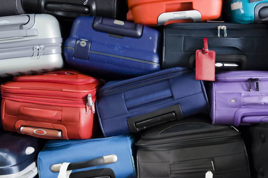 how to measure luggage