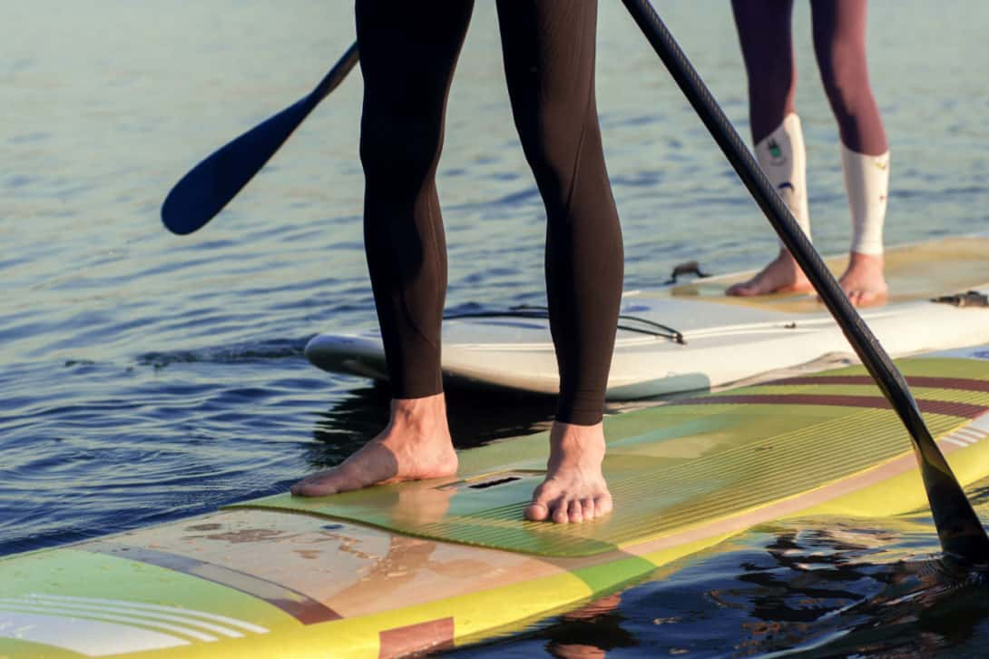 What size paddle board do I need