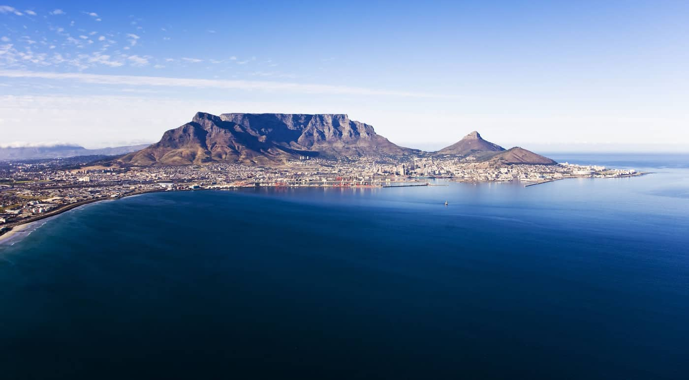 Table Bay, ZA