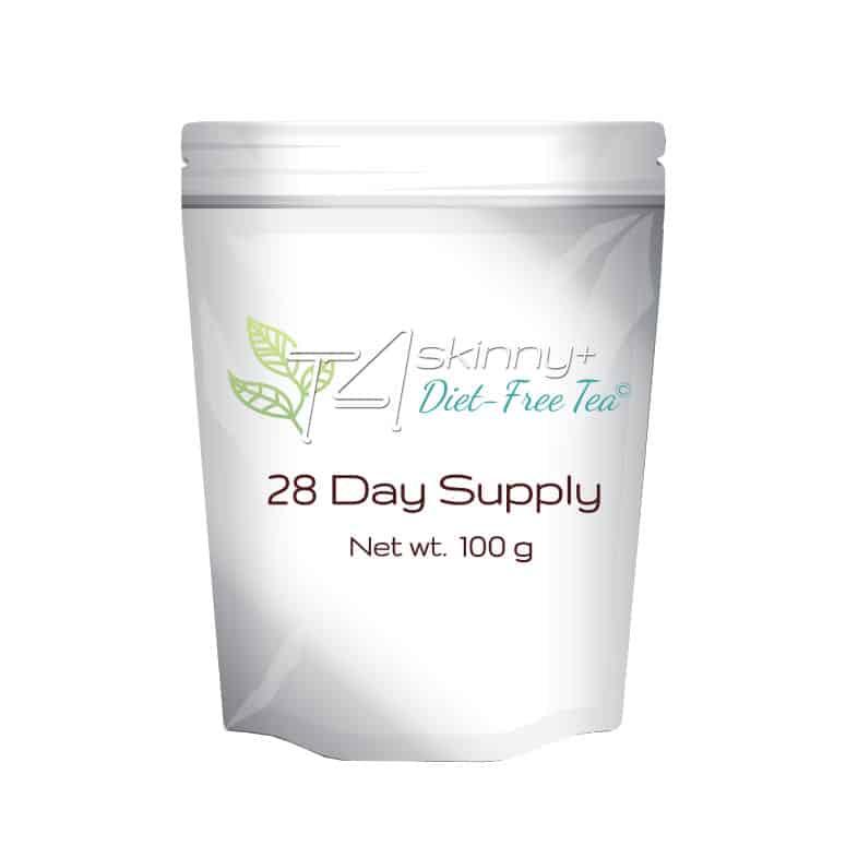 T4 Skinny + Diet-Free Tea
