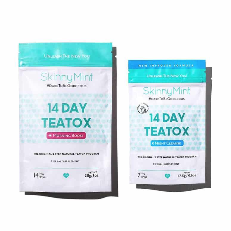 SkinnyMint 14 Day Ultimate Teatox