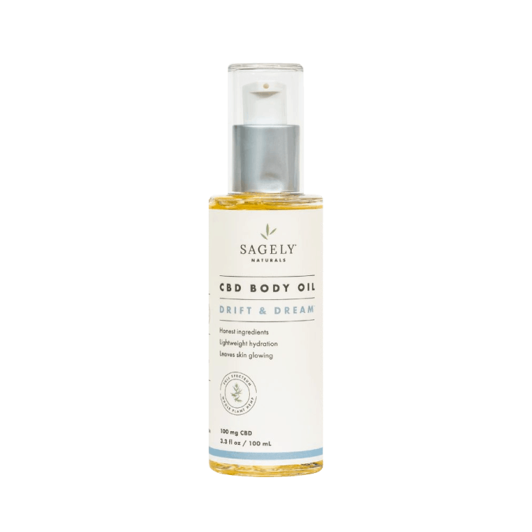 Sagely Naturals Drift and Dream Body Oil