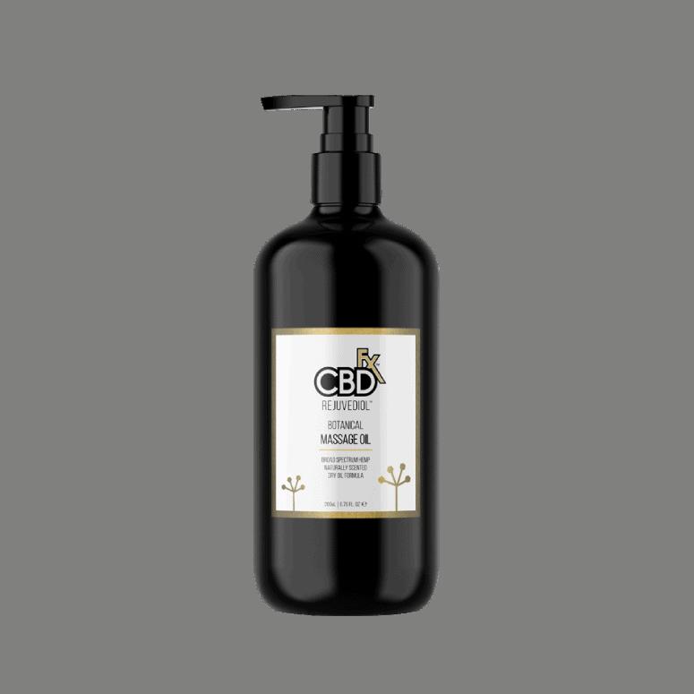 CBDfx Rejuvediol Massage Oil