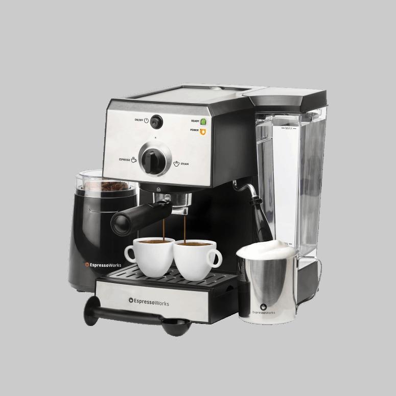 EspressoWorks All-In-One Espresso Machine