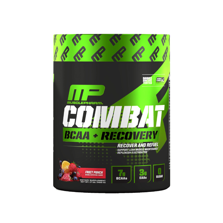 MusclePharm BCAA + Recovery