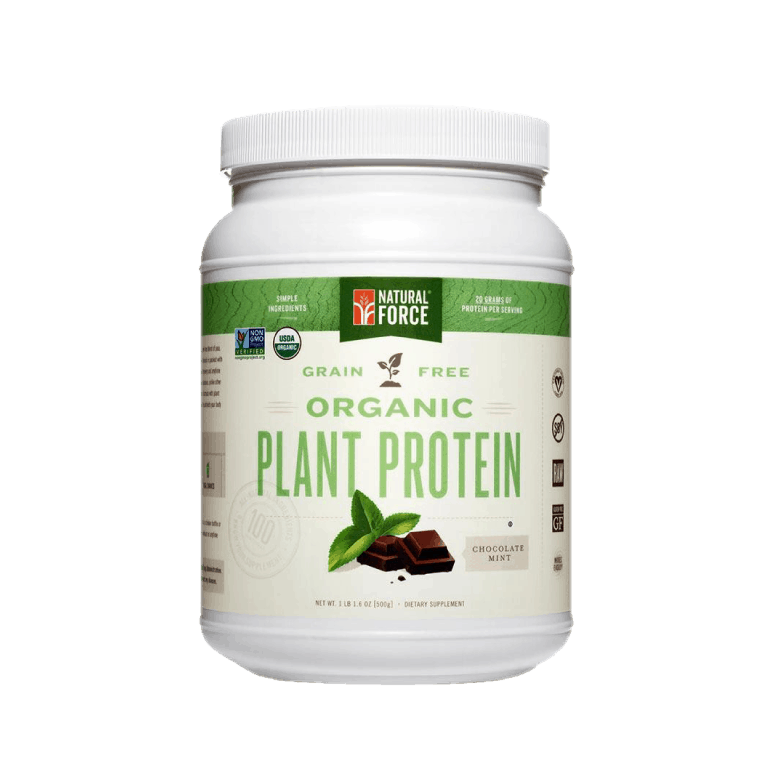 Natural Force Organic Plant-Based Protein