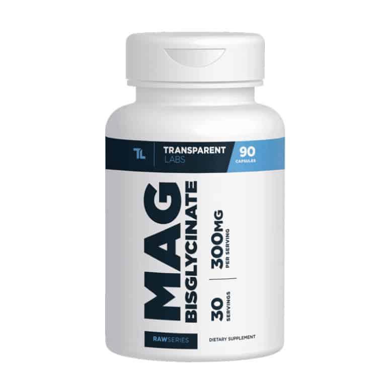 Transparent Labs Mag Bisglycinate