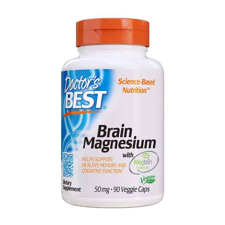 Doctor's Best Brain Magnesium