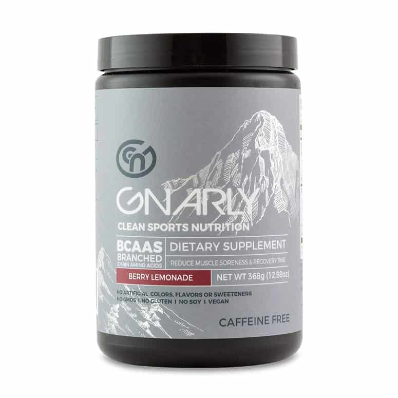 Gnarly BCAA Workout Supplement