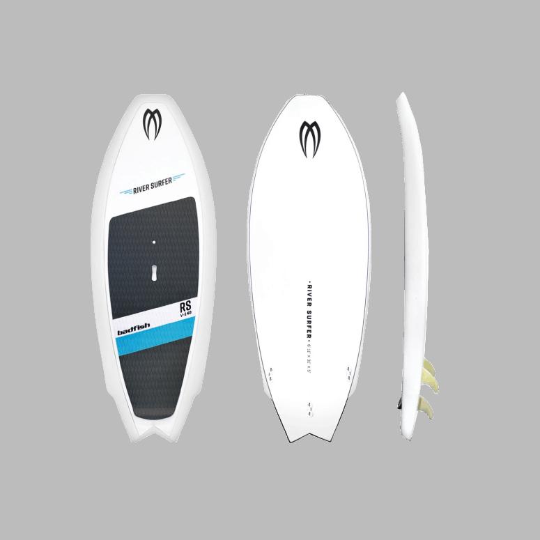 Badfish River Surfer 140
