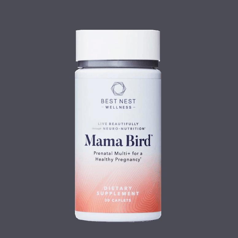 Best Nest Wellness Mama Bird Prenatal Multi+