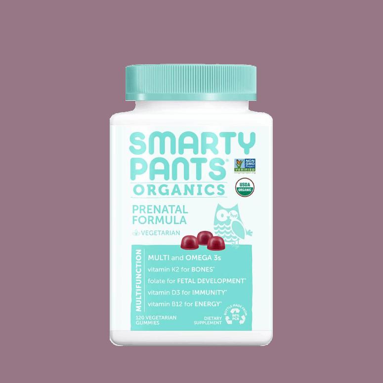 SmartyPants Organics Prenatal Formula