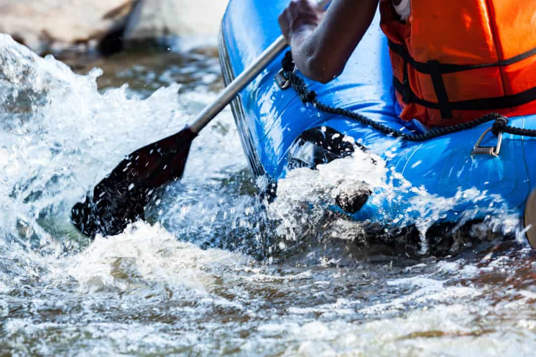 Best Water Rafting Destinations