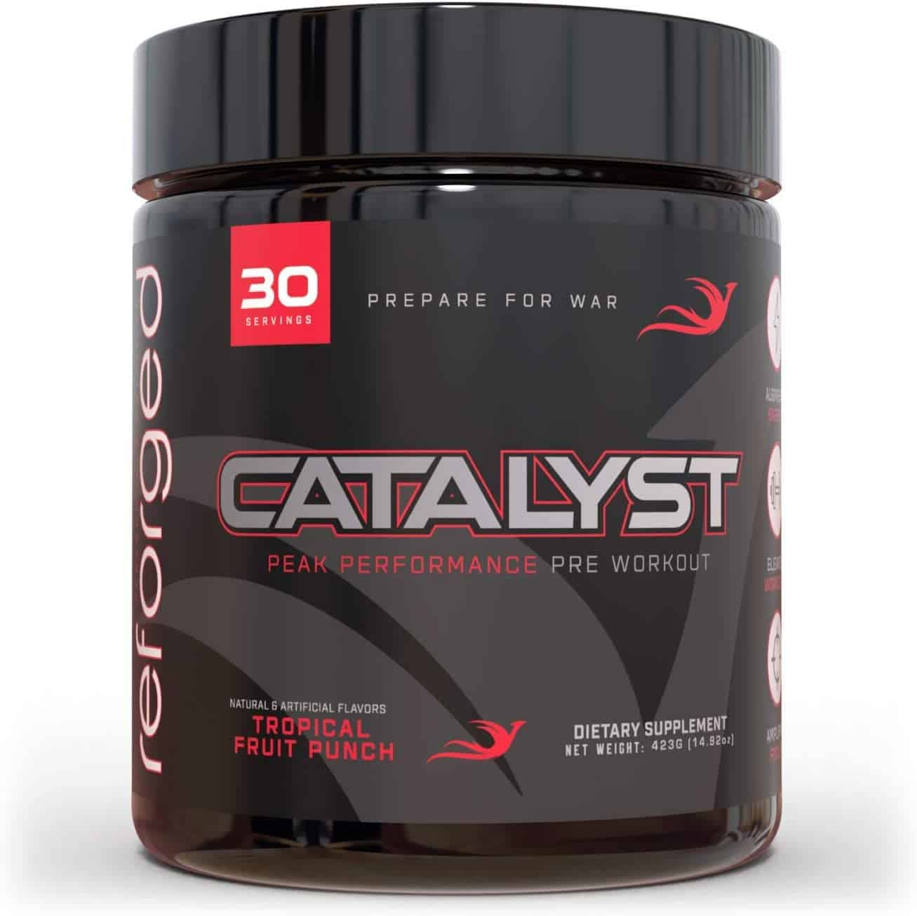 reforged catalyst pre workout
